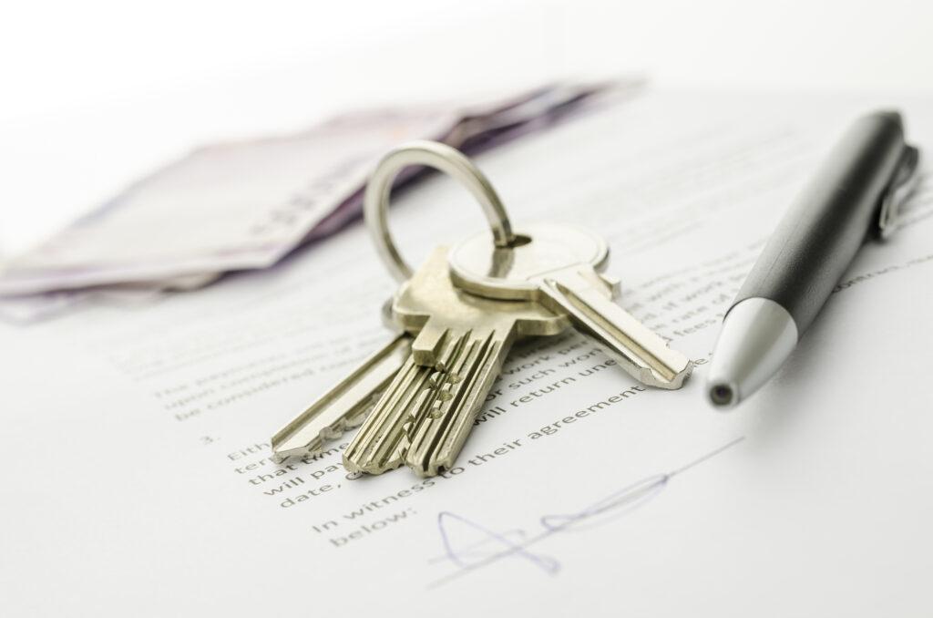 jak wynająć mieszkanie - umowa
